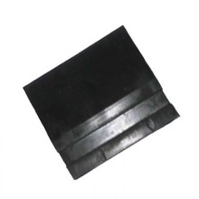 "1.5"" Black Turbo squeegee"