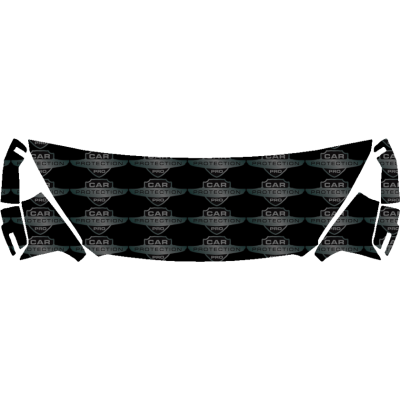 2013-2016 GMC Acadia SLE & SLT 3M Clear Bra Standard Paint Protection Kit