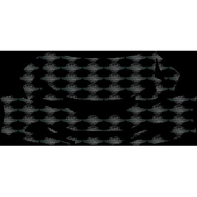 2013-2015 Honda Civic Sedan 3M Clear Bra Deluxe Paint Protection Kit