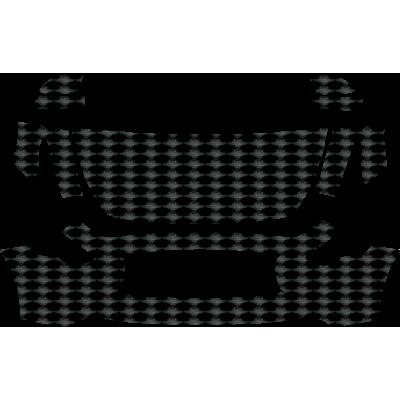 2014-2017 Infiniti QX70 3M Scotchgard Clear Bra Paint Protection Deluxe Film Kit
