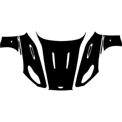 2017-2021 Aston Martin DB11 3M Pro Series Clear Bra Full Hood and Full Fenders Paint Protection Kit