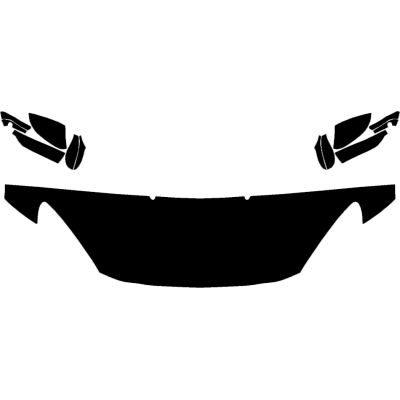 2021 Aston Martin DBX 3M Pro Series Clear Bra Standard Paint Protection Kit