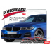 2019-2020 BMW 3-Series M-Sport 3M Clear Bra Rear Bumper Paint Protection Kit