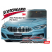 2019-2020 BMW 8-Series M-Sport Coupe 3M Pro Series Clear Bra Trunk Lid Paint Protection Kit