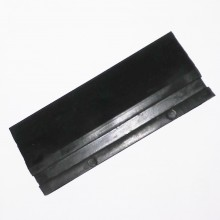 "3.5"" Black Turbo squeegee"