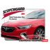 2018-2019 Buick Regal GS 3M Clear Bra Rocker Panels and Head Lights Paint Protection Kit