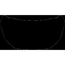 2019-2021 Chevrolet Spark Activ 3M Pro Series Clear Bra Full Hood Paint Protection Kit