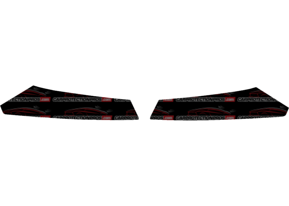 3M Scotchgard Paint Protection Film Pro Series 2017 2018 2019 Chevy Colorado ZR2