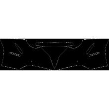 2012-2016 Ferrari FF 3M Clear Bra Rear Bumper Paint Protection Kit