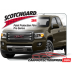 2015-2020 GMC Canyon 3M Pro Series Clear Bra Front Bumper Paint Protection Kit