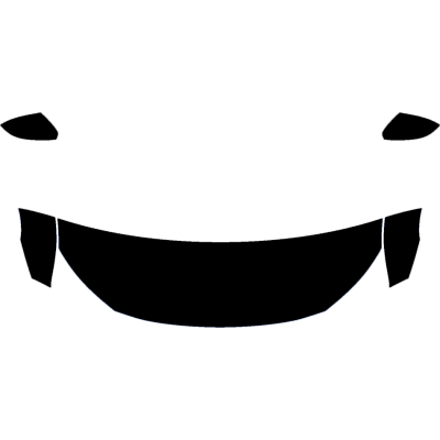 2020-2021 Honda Civic Si Sedan 3M Pro Series Clear Bra Standard Paint Protection Kit