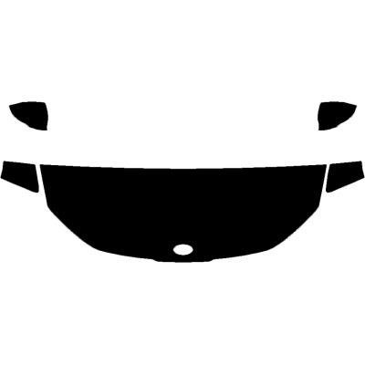 2021 Kia K5 GT, GT Line 3M Pro Series Clear Bra Standard Paint Protection Kit