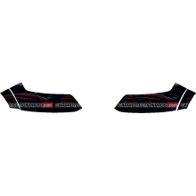 2019 Ram 1500 Laramie Longhorn Limited 3M Clear Bra Upper Bumper Paint Protection Kit for Order 7744