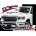 2019-2021 RAM 1500 Big Horn, Lone Star, Tradesman 3M Pro Series Clear Bra Tailgate Paint Protection Kit
