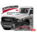 2019 Ram 1500 Rebel 3M Clear Bra Partial Hood Paint Protection Kit