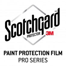 3M Pro Series paint protection film upgrade for Order 7890