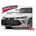 2020 Toyota Avalon TRD 3M Pro Series Clear Bra Front Bumper Paint Protection Kit