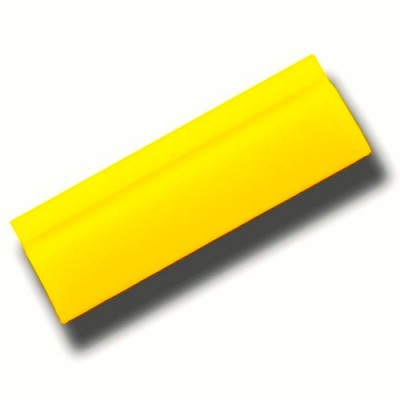 "3.5"" Yellow Turbo squeegee"