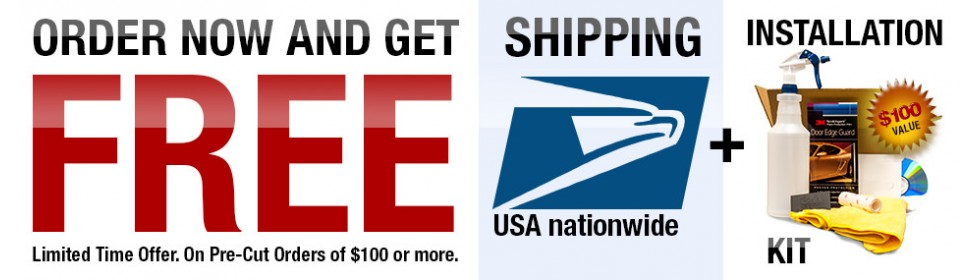 FREE Shipping on Pre-Cut Orders of $75 or more